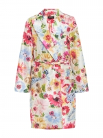 3f096b87ab2b ESCADA Deressa floral midi dress at Ede   Ravenscroft