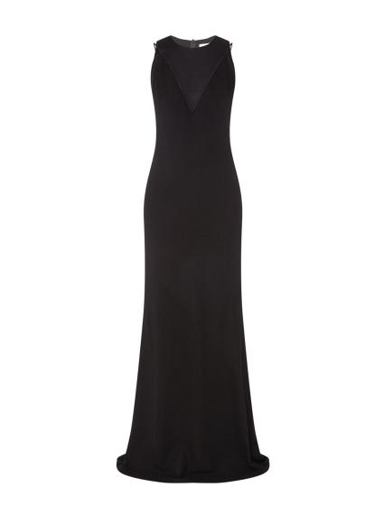 HUGO BOSS Dyshina evening dress at Ede & Ravenscroft, Madeleine Hamilton